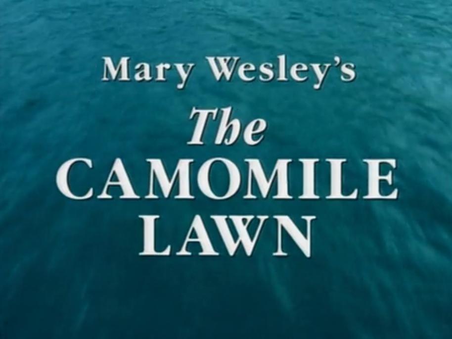 The Camomile Lawn border=