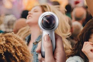 كاميرا سامسونج جير 360 فقط 99 يورو