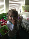 My Granddaughter Lily's Blog!