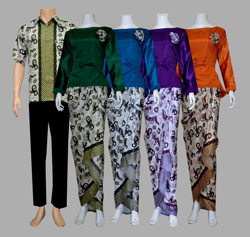 Toko Baju Batik Solo: Batik Sarimbit Modern Solo