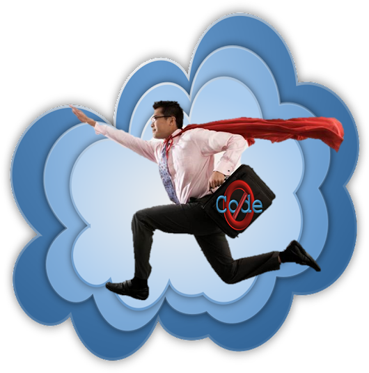 Be a Hero with Zero Code - Build Enterprise Apps 10x, 20x Faster