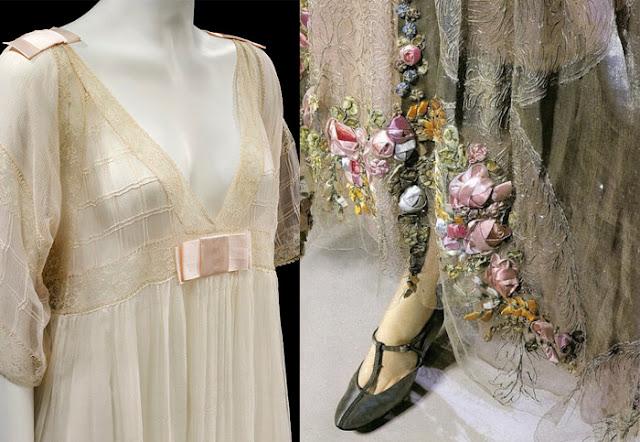 vestido de Lucile