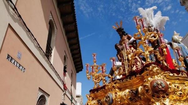 Jesús de las Penas llevará el acompañamiento musical de Pasion de Linares y la banda de música de la hermandad en los Traslados a la Magna