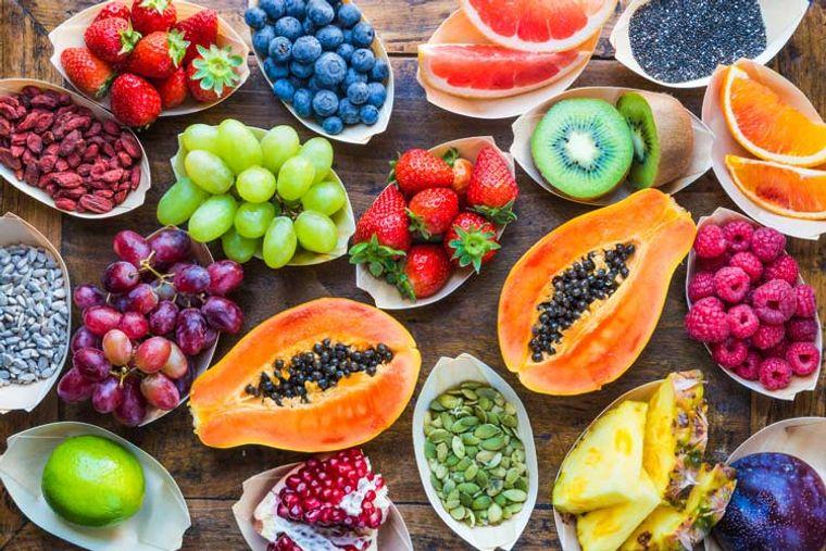 24 Vegetais e Frutas Ricos em Proteínas