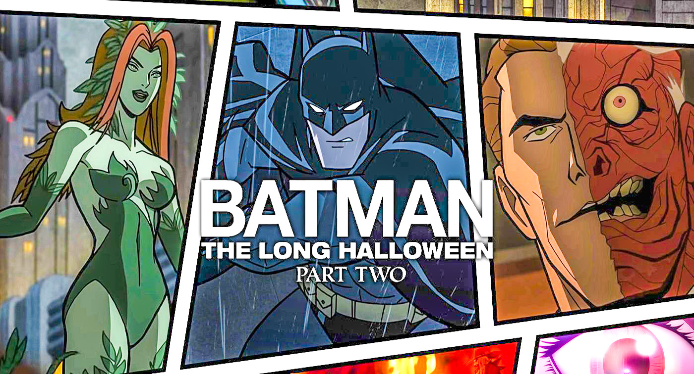 Batman The Long Halloween Part Two Download Full Movie Download in Hindi Dubbed
