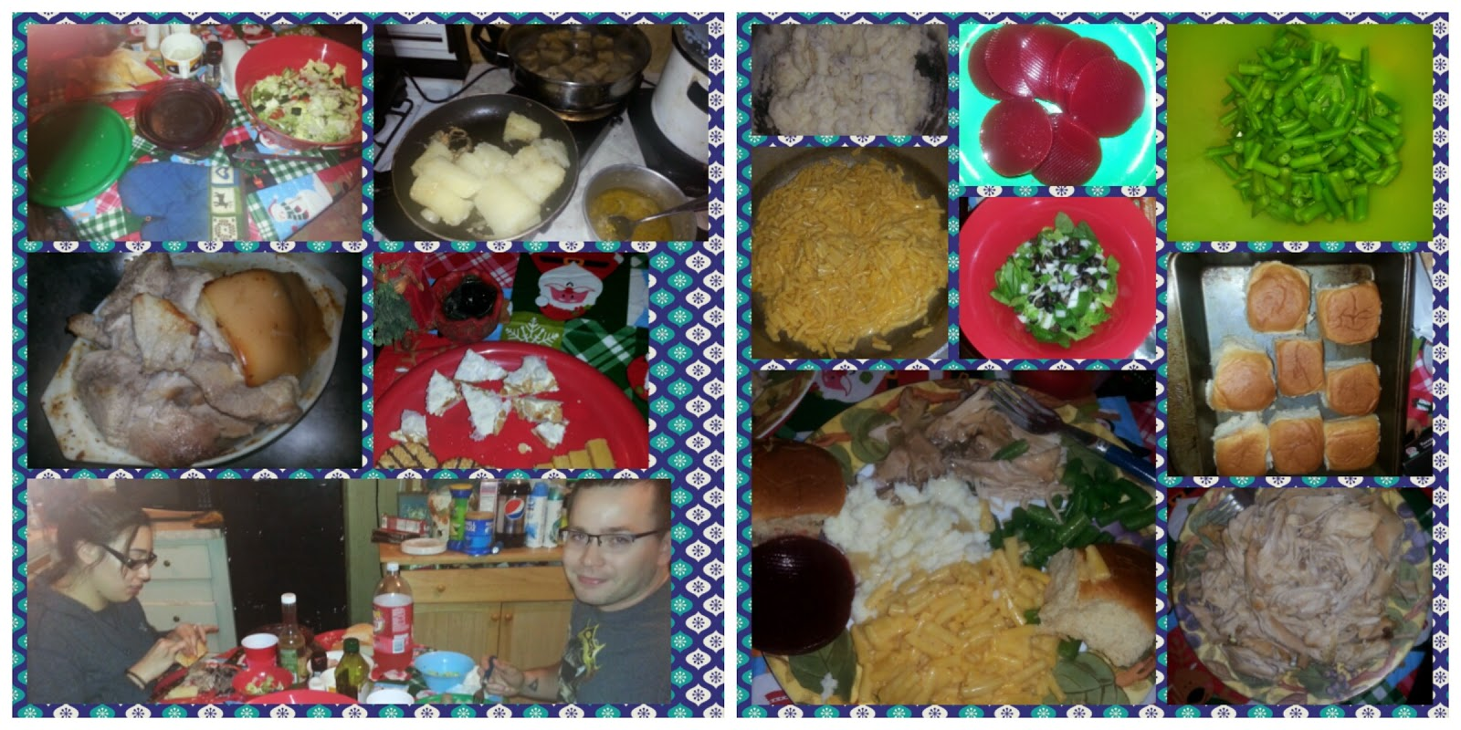 Holiday Meals Noche Buena Cuban Style Christmas Eve & Christmas Dinner