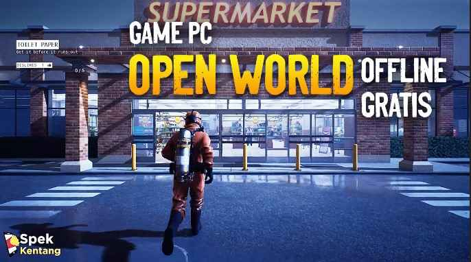 Game PC Open World Offline Terbaik 2020