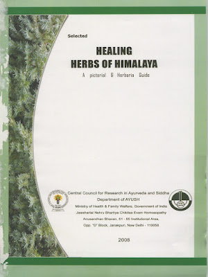 Selected healing herbs of Himalaya a pictorial books for pdf