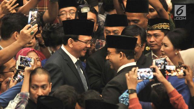 Debat Seru saat Kepemimpinan Anies Disebut di Bawah Ahok