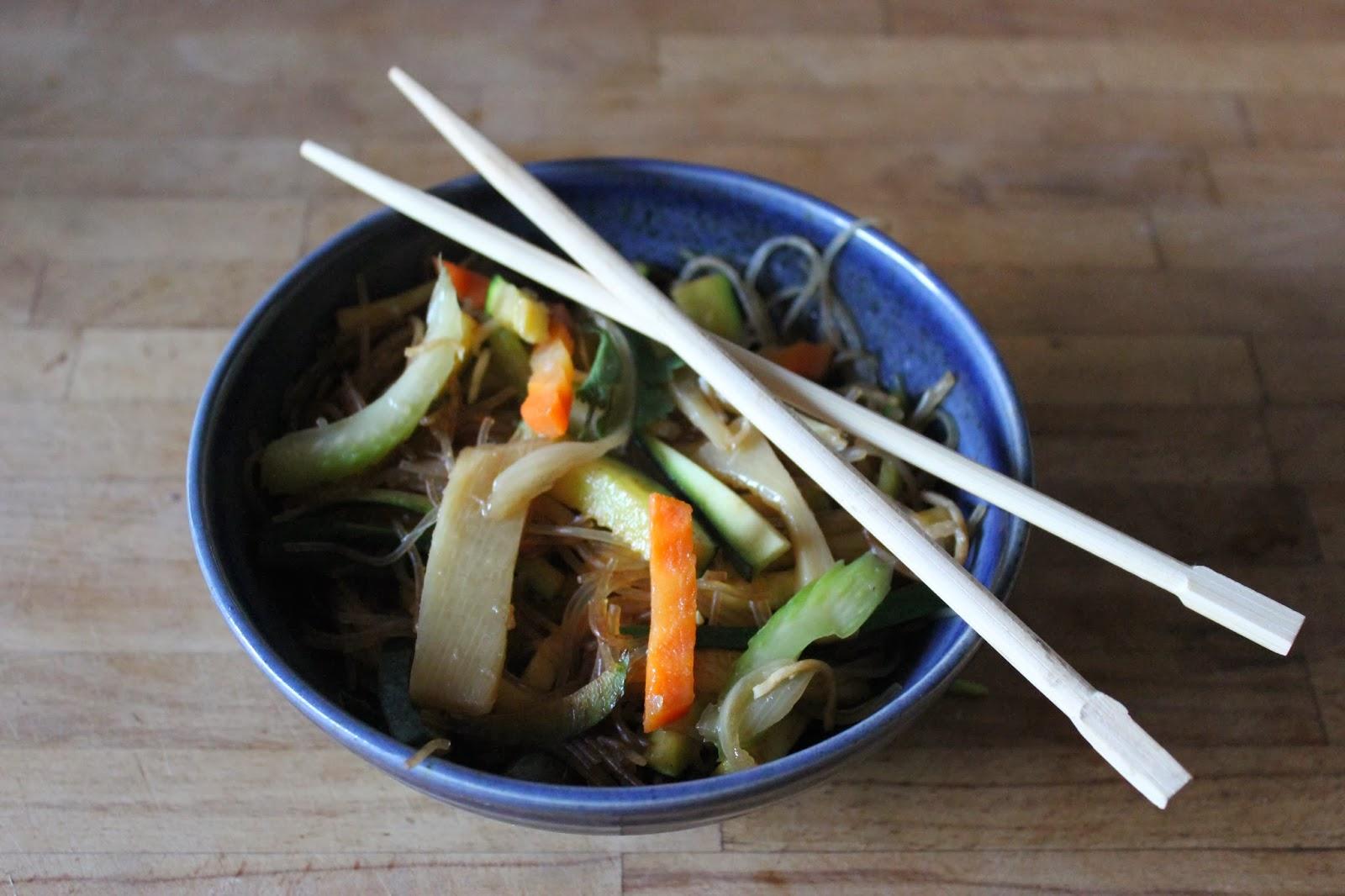 https://cuillereetsaladier.blogspot.com/2013/12/vermicelles-sautes-aux-legumes-et-la.html