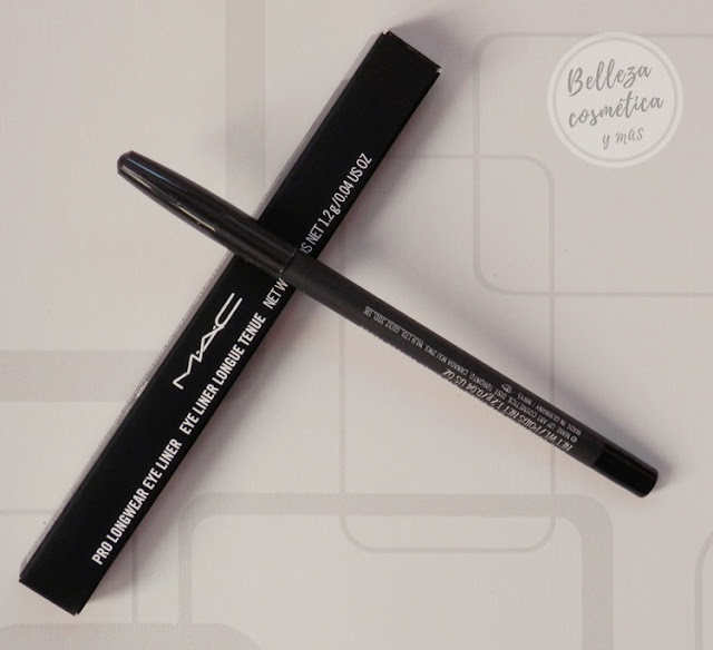 Lápizojos Prolongwear Eyeliner MAC