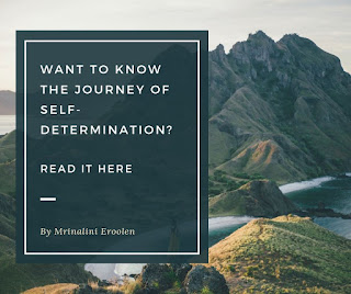 Journey Of Self-Determination