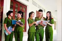 Chiều 13/7, Cục Đào tạo (Bộ Công an) công bố điều kiện để thí sinh được xét tuyển vào các trường công an nhân dân.