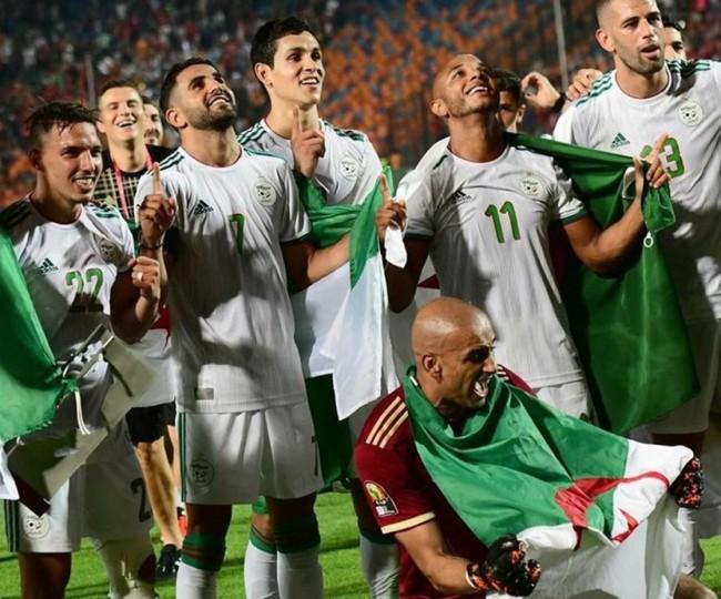 تشكيلة الجزائر امام زيمبابوي اليوم تصفيات امم افريقيا