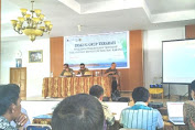 DKP Selayar Gelar DGT Terkait Manfaat Ekosistem Terumbu Karang