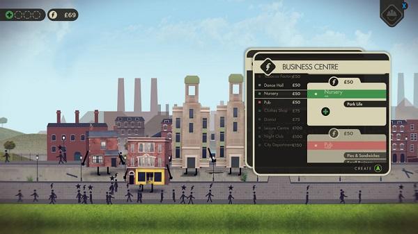 Buildings Have Feelings Too Split-screen and online multiplayer