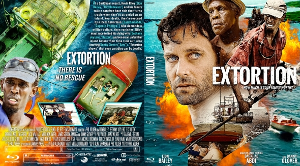 Extortion (2017) Subtitle Indonesia BluRay 1080p [Google Drive]