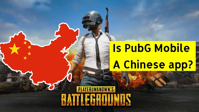 Is PUBG Mobile a Chinese app