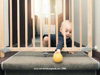 pengaman tangga anak agar safety