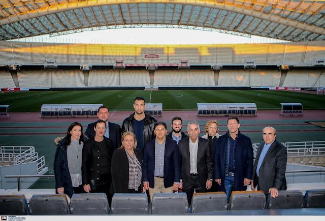 «Ζήσε Αθλητικά», το καινοτόμο πρόγραμμα του Υφυπουργείου Αθλητισμού, που για πρώτη φορά εφαρμόζεται στη χώρα μας
