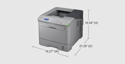 The printers inwards the serial create copies at d charge per unit of measurement of  Download Driver Samsung ML-4551N