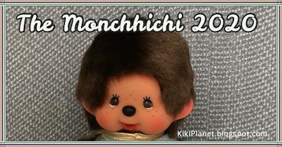kiki Monchhichi new year 2020 rare Japan Sekiguchi