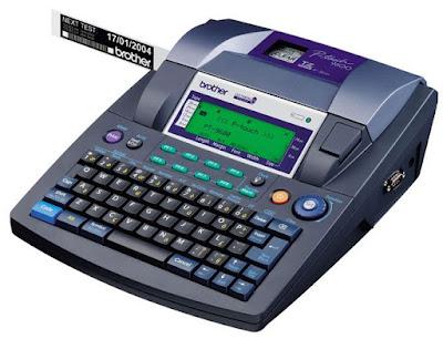 Mesin label untuk melabel setiap inventaris kantor ada di www.alattulis.co.id