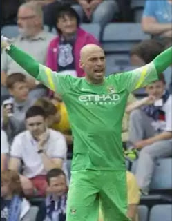 Caballero Signs For Chelsea