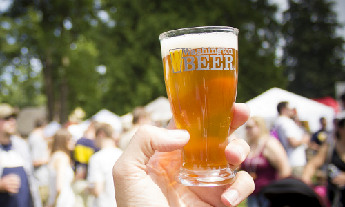 Washington Brewers Festival 2017
