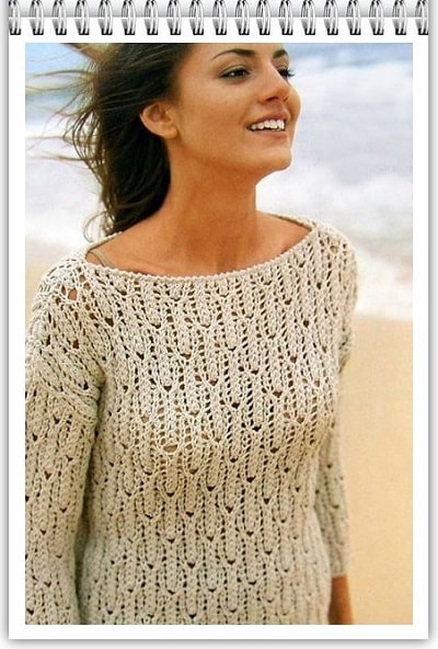ajurnie uzori spicami strikking بافندگی dzianie tricô tricotare การถัก