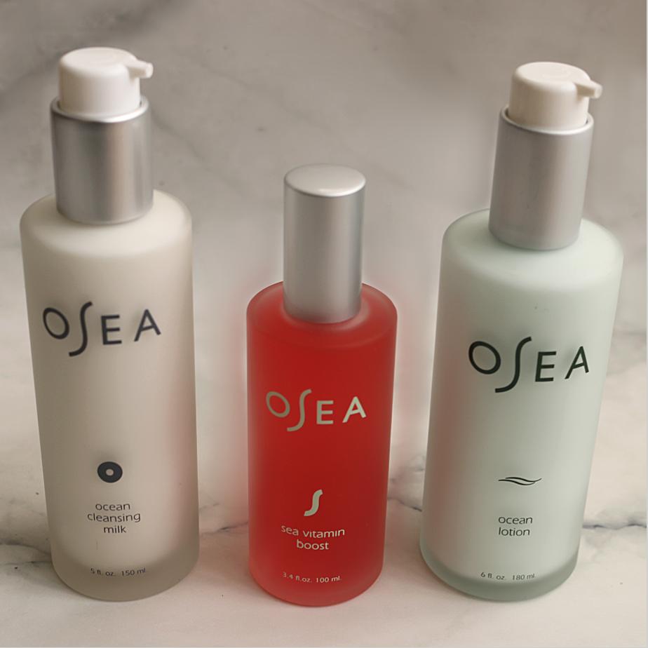 OSEA Ocean Cleansing Milk Ocean Lotion Sea Vitamin Boost