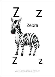 alfabeto-ilustrado-com-animais-pronto-para-imprimir-em-pdf-download-letra-z