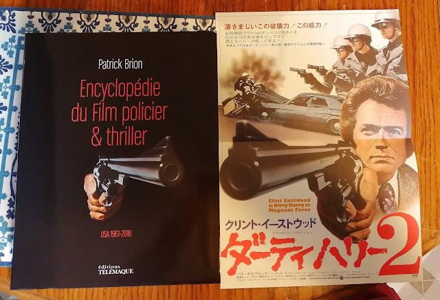 Encyclopédie du film policier et thriller USA 1961-2018 - Patrick Brion - éditions Télémaque - 2019