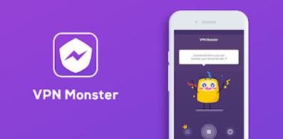 aplikasi vpn terbaik VPN monster