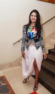 Actress Neha Deshpande Stills At Trendz Vivah Collection Launch 0039