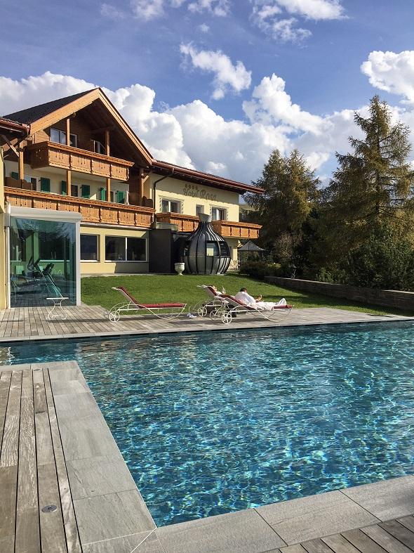 Hotel Rosa Eco Alpin Resort all'Alpe di Siusi