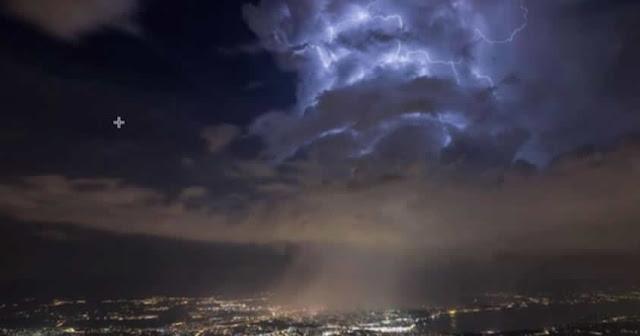 Un vórtice de nubes ocurrido el 24 de junio sobre el CERN habría coincidido con un experimento realizado. ¿Portales a otros mundos o dimensiones?
