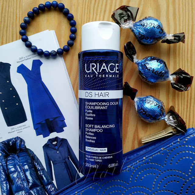 Uriage shampoo