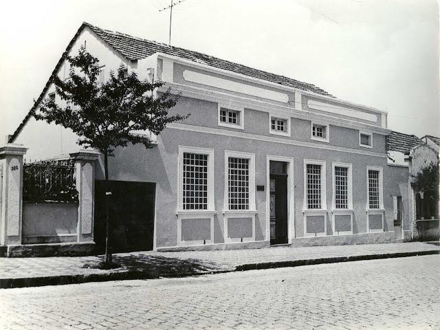 Unidade de Interesse de Preservação na Paula Gomes 296