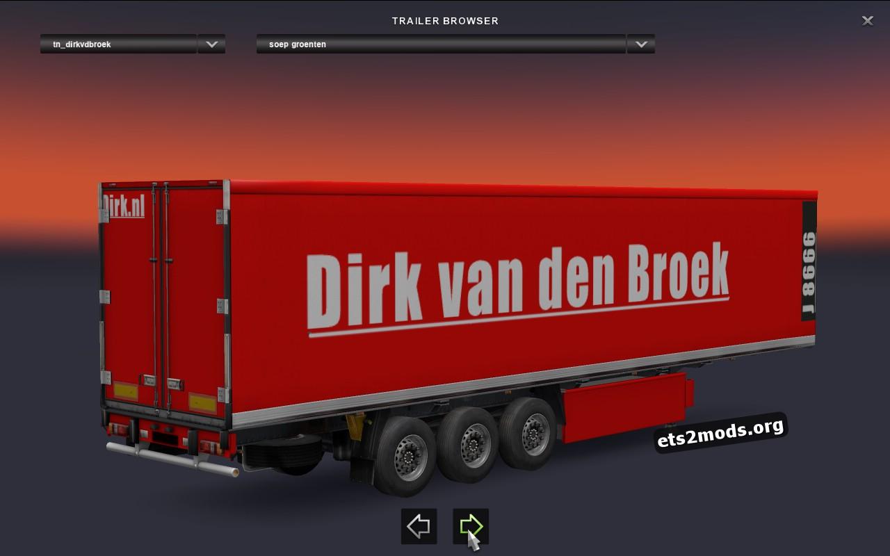 Standalone Trailer Dirk Van Den Broen