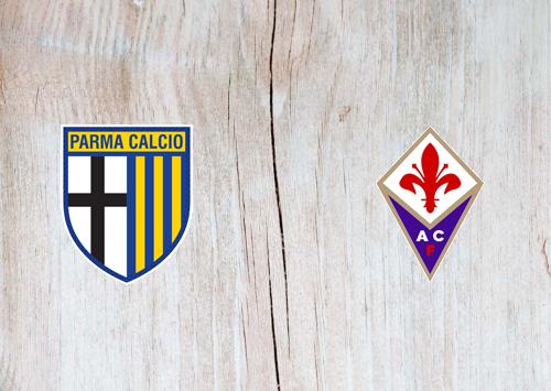 Parma vs Fiorentina -Highlights 05 July 2020