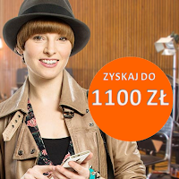 ING Bank Śląski - Zyskaj do 1100 zł
