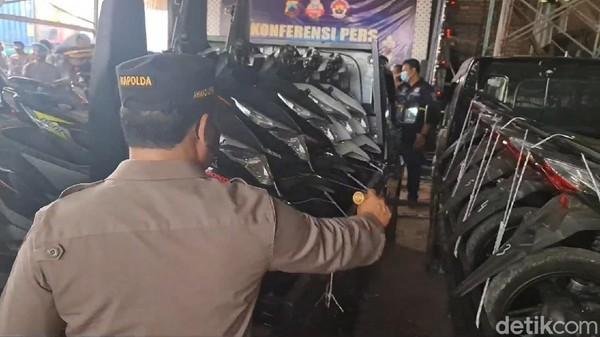 360 Kendaraan Bodong Akan Dikirim ke Timor Leste, Dikumpulkan 3 Tahun