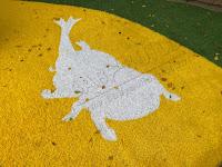 BabyBuild 人工草皮圖案雕刻