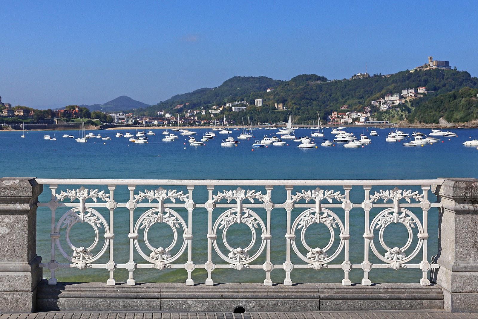 Spain: San Sebastian, Guggenheim Museum Bilbao, & 3 Michelin Star Restaurant ABaC Barcelona