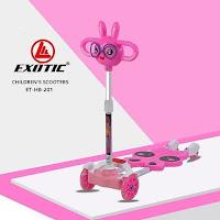 Skuter Kodok Anak Exotic ET-HB201 Otopet kids scooter
