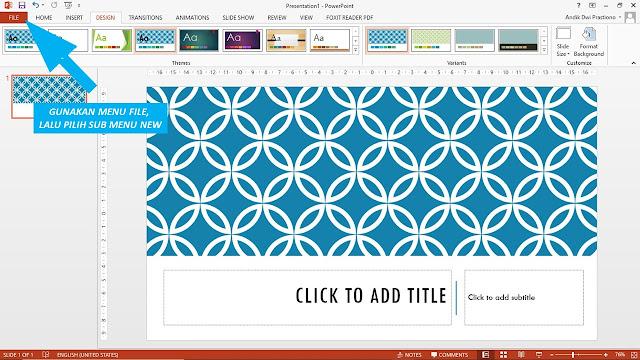 powerpoint, tutorial powerpoint, desain powerpoint, template powerpoint, belajar powerpoint