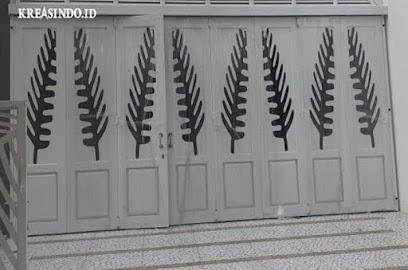 Mau Buat Pintu Garasi Besi Plat Cutting Laser? Ini Dia Jasa Pmebuatan Pintu Garasi Plat Cutting Laser Depok