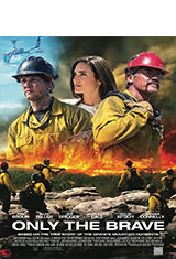 Only the Brave (2017) BRRip 720p Latino AC3 2.0 / ingles AC3 5.1
