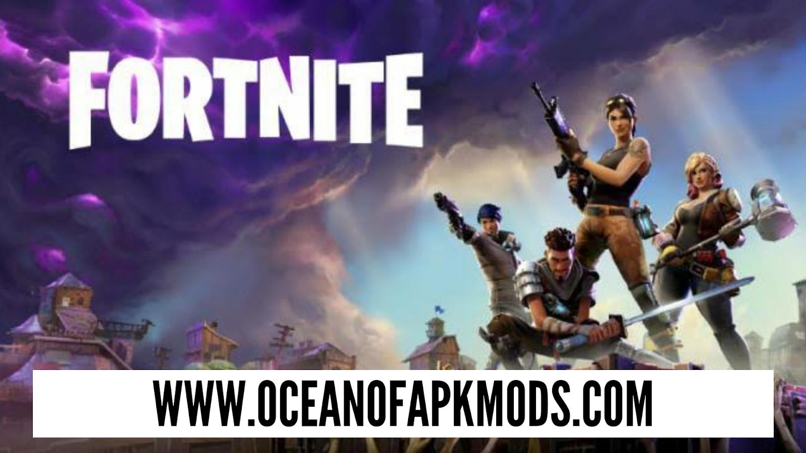 Fortnite Battle Royale In Free Apk Obb Download Ocean Of Apk Mods